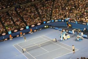 Federer vs. Raonic